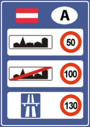 austria-speed-limit